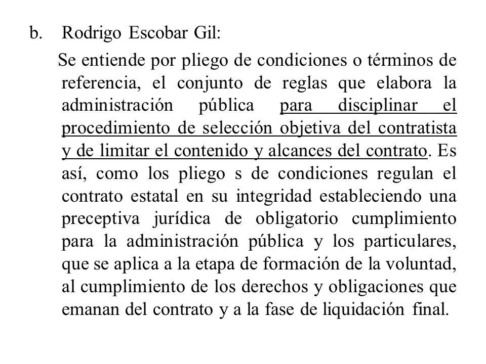 Rodrigo Escobar Gil: