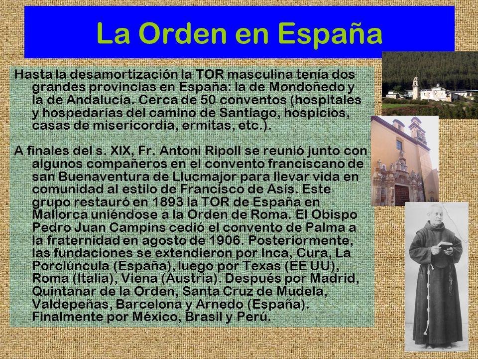 La Orden en España