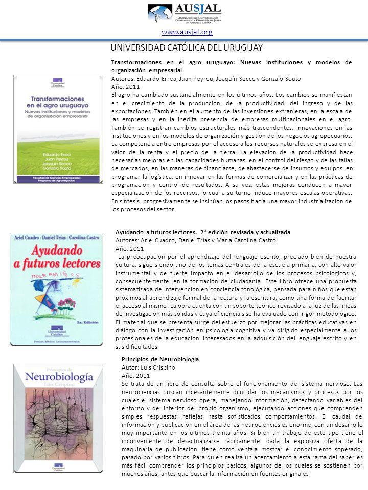 Transformaciones en el agro uruguayo: Nuevas instituciones y modelos de organización empresarial