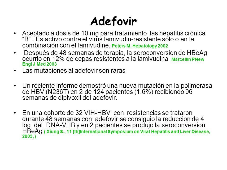 Adefovir