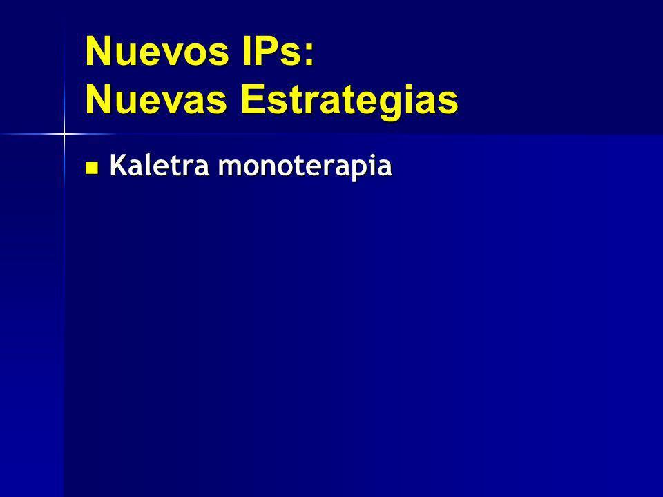 Nuevos IPs: Nuevas Estrategias
