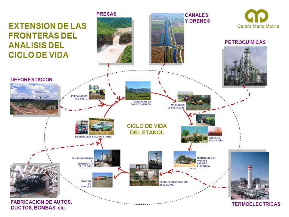 EXTENSION DE LAS FRONTERAS DEL ANALISIS DEL CICLO DE VIDA PRESAS