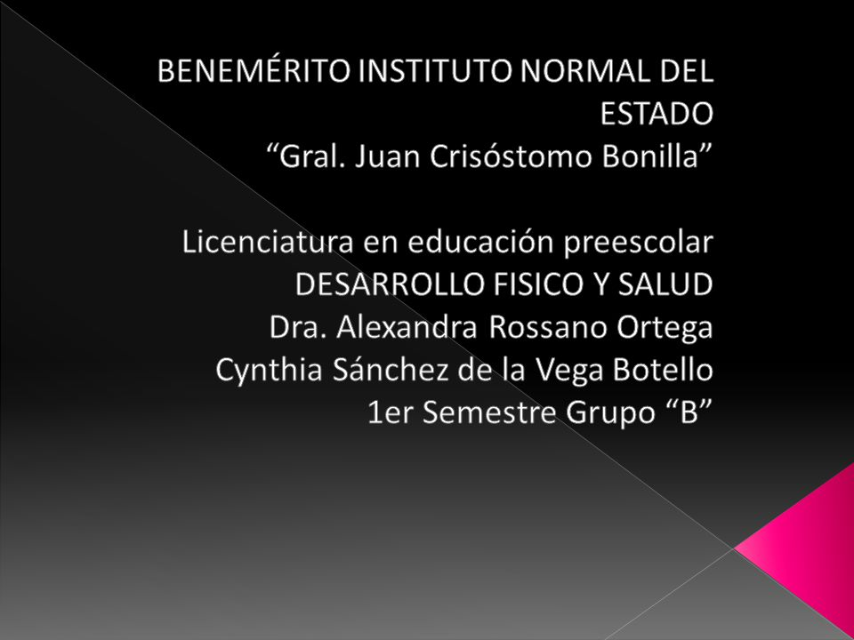 BENEMÉRITO INSTITUTO NORMAL DEL ESTADO