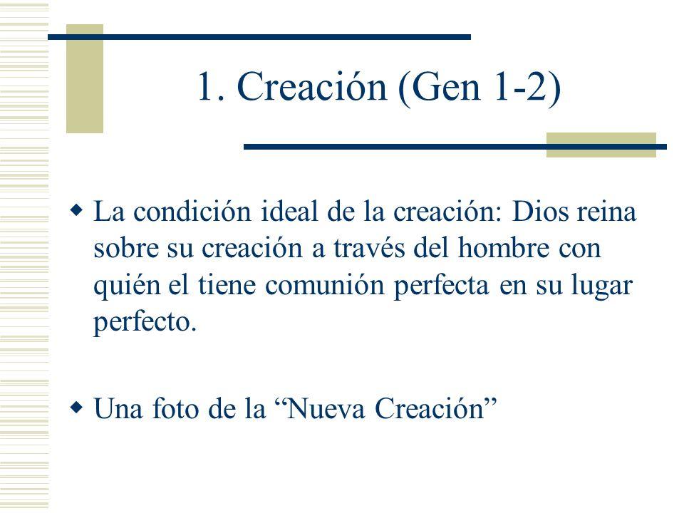 1. Creación (Gen 1-2)