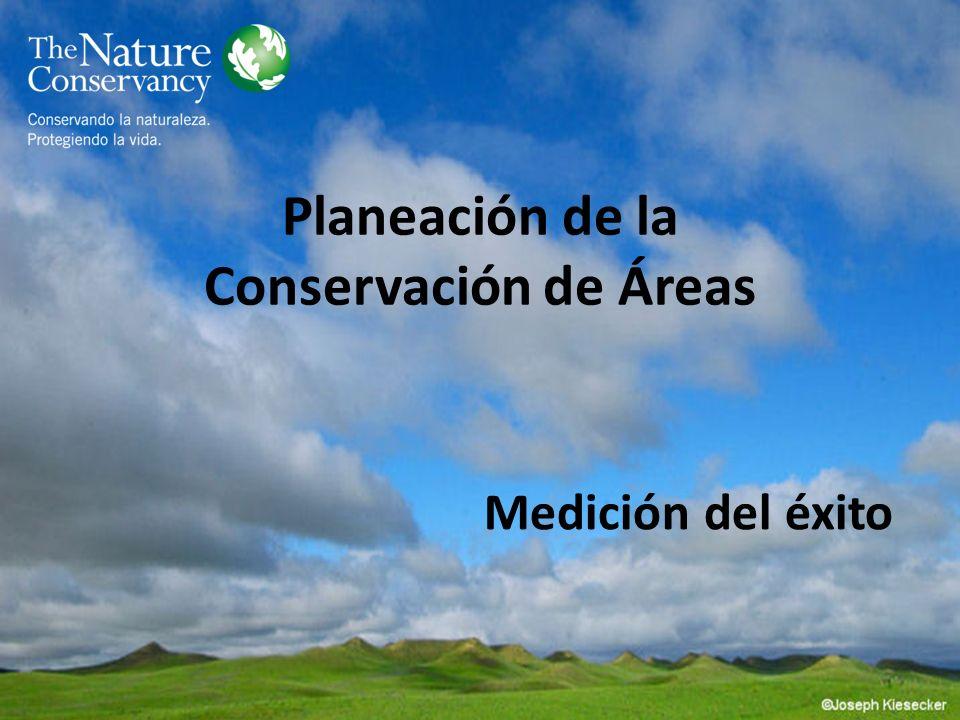 Planeación de la Conservación de Áreas