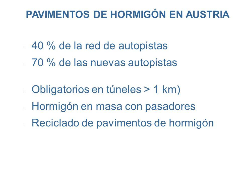 PAVIMENTOS DE HORMIGÓN EN AUSTRIA