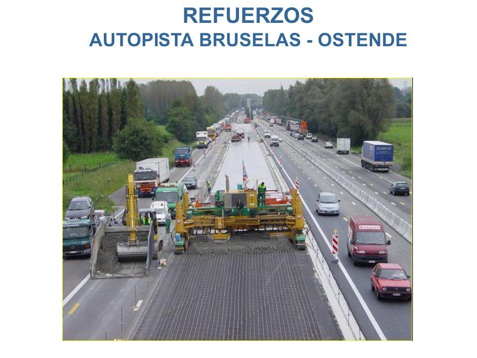 AUTOPISTA BRUSELAS - OSTENDE