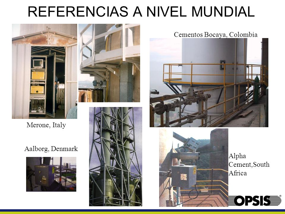 REFERENCIAS A NIVEL MUNDIAL