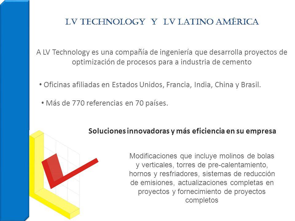 LV Technology Y LV Latino AMÉRICA