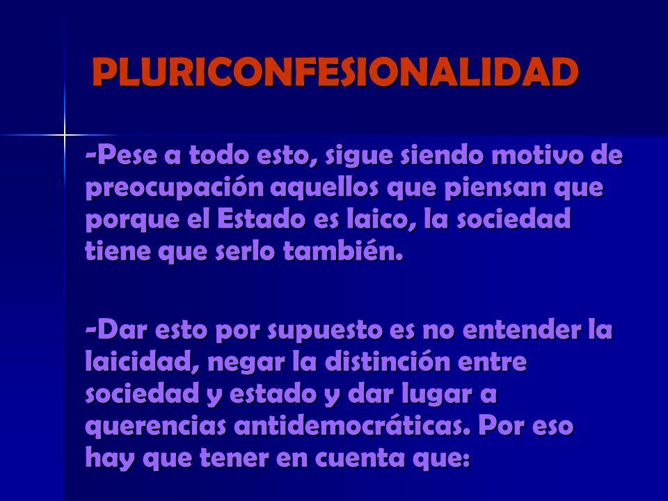 PLURICONFESIONALIDAD