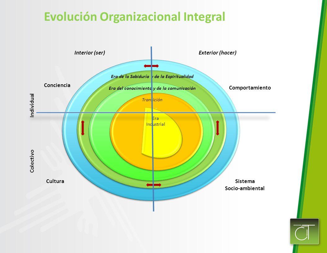 Evolución Organizacional Integral
