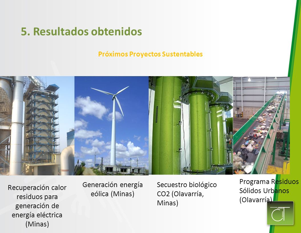Próximos Proyectos Sustentables