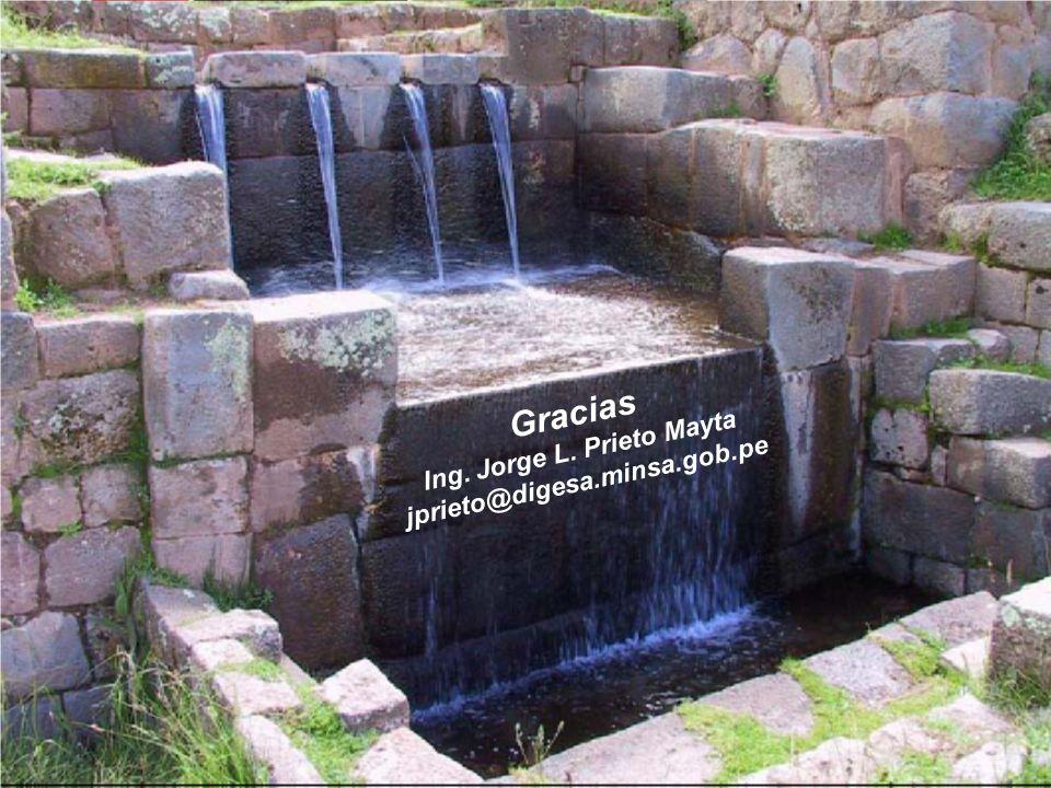 Ing. Jorge L. Prieto Mayta