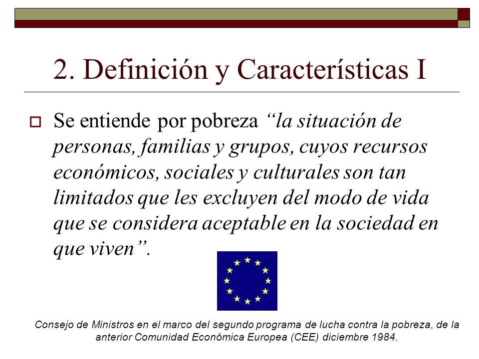 2. Definición y Características I