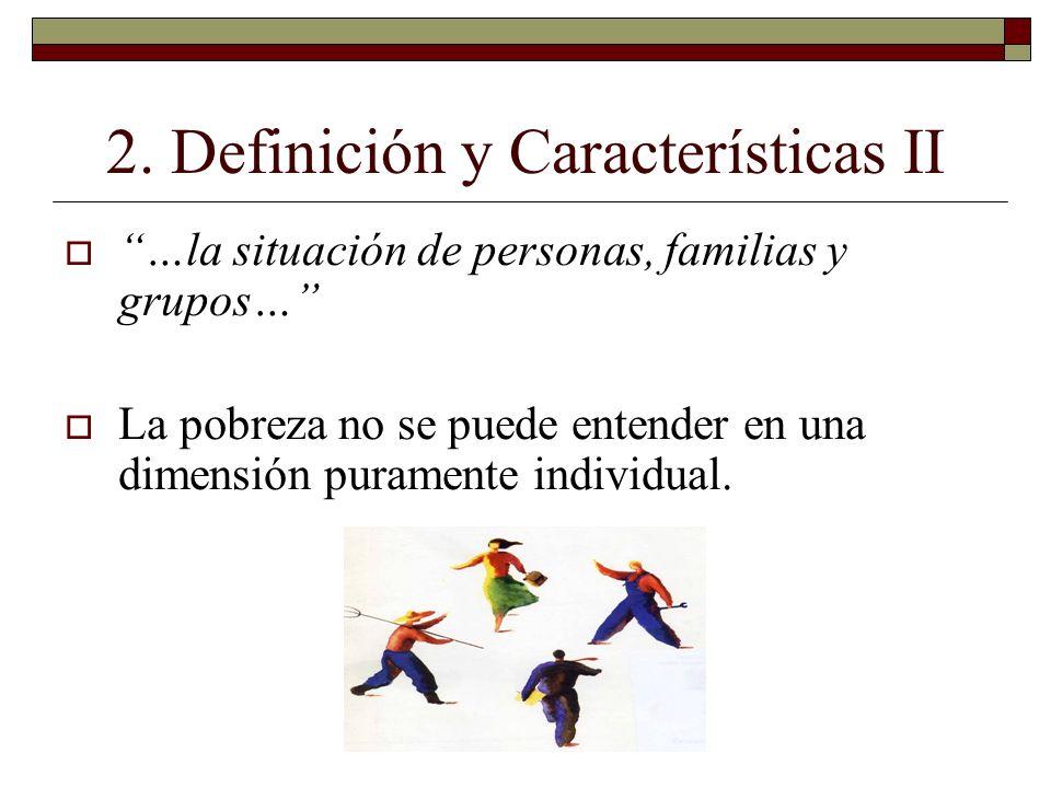 2. Definición y Características II