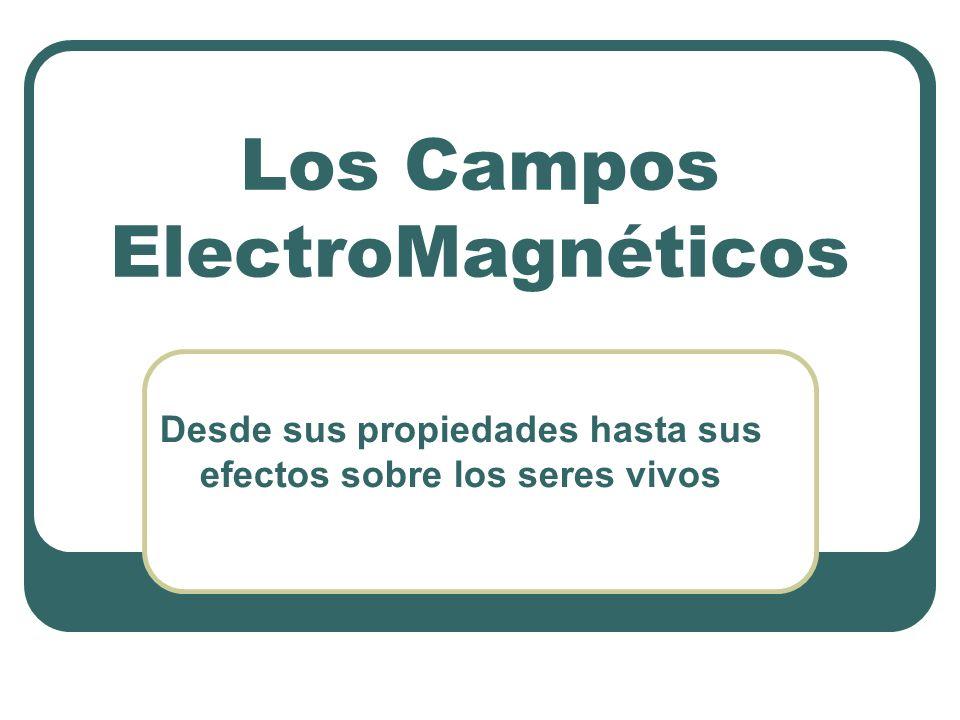 Los Campos ElectroMagnéticos