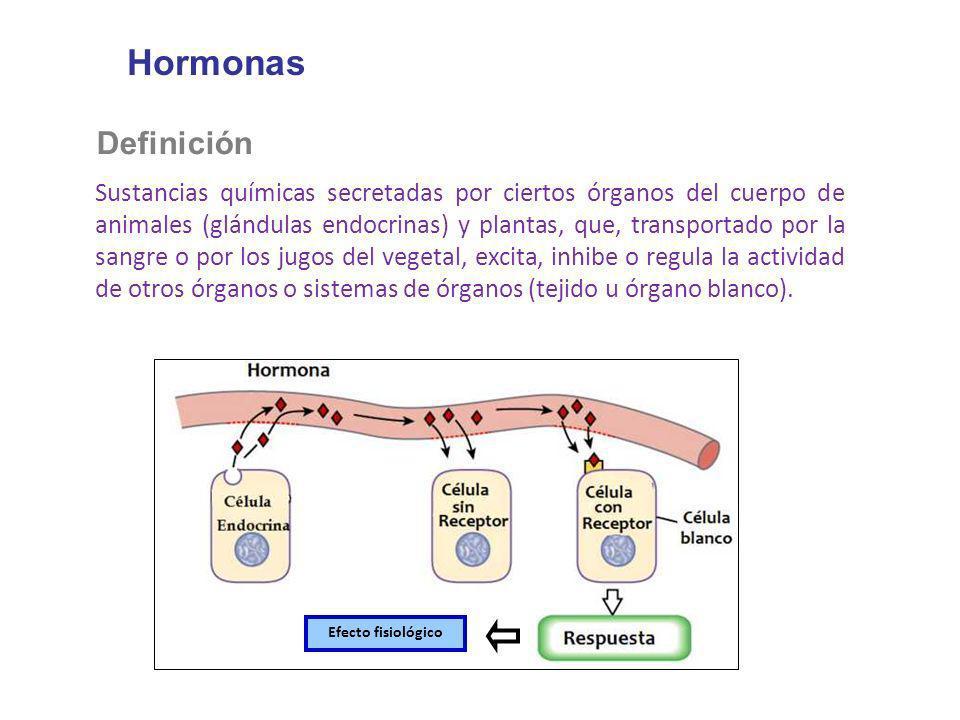 HormonasDefinición.