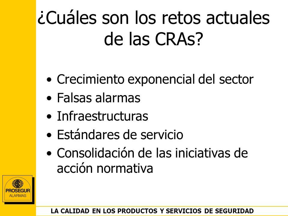 ¿Cuáles son los retos actuales de las CRAs