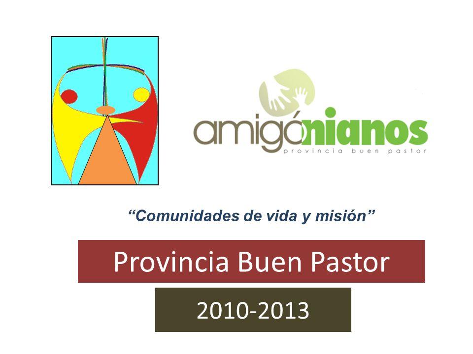 Comunidades de vida y misión