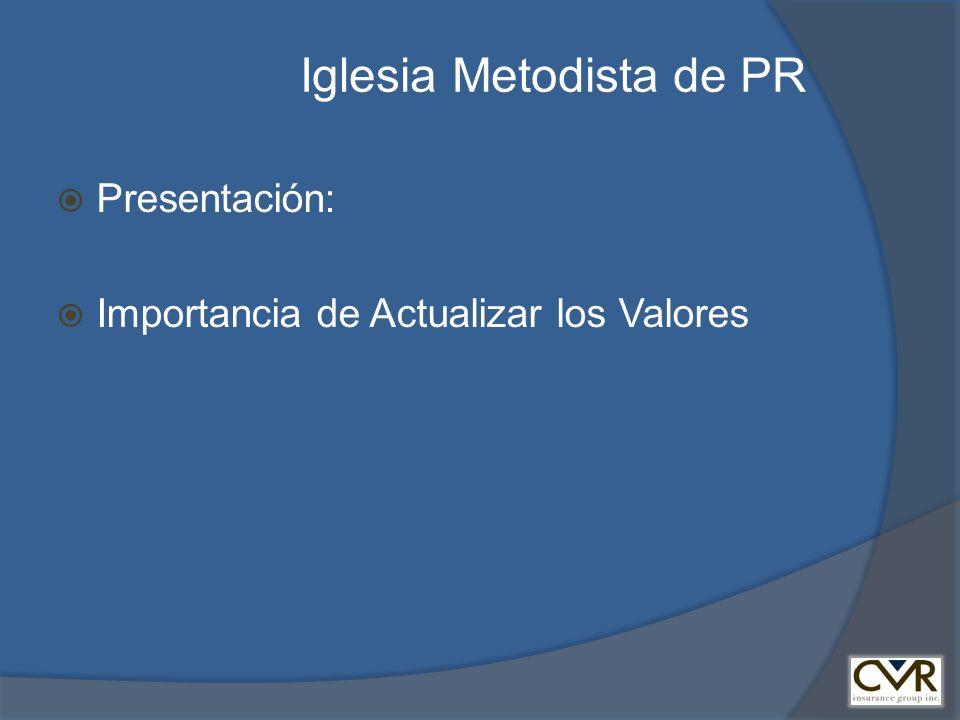 Iglesia Metodista de PR