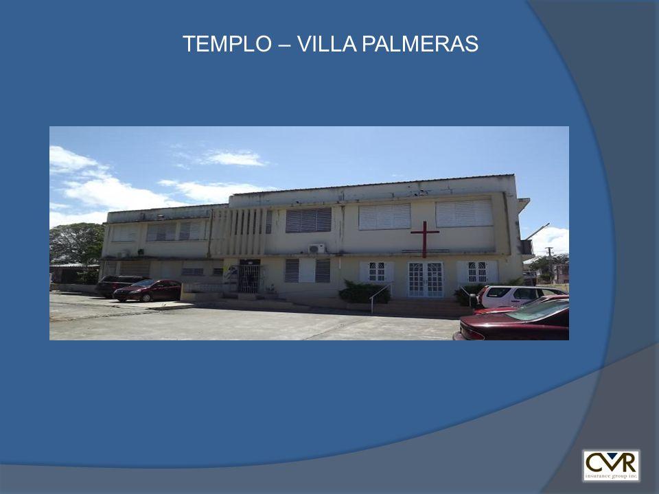 TEMPLO – VILLA PALMERAS