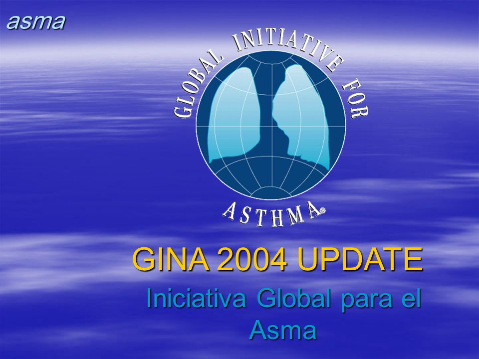 Iniciativa Global para el Asma