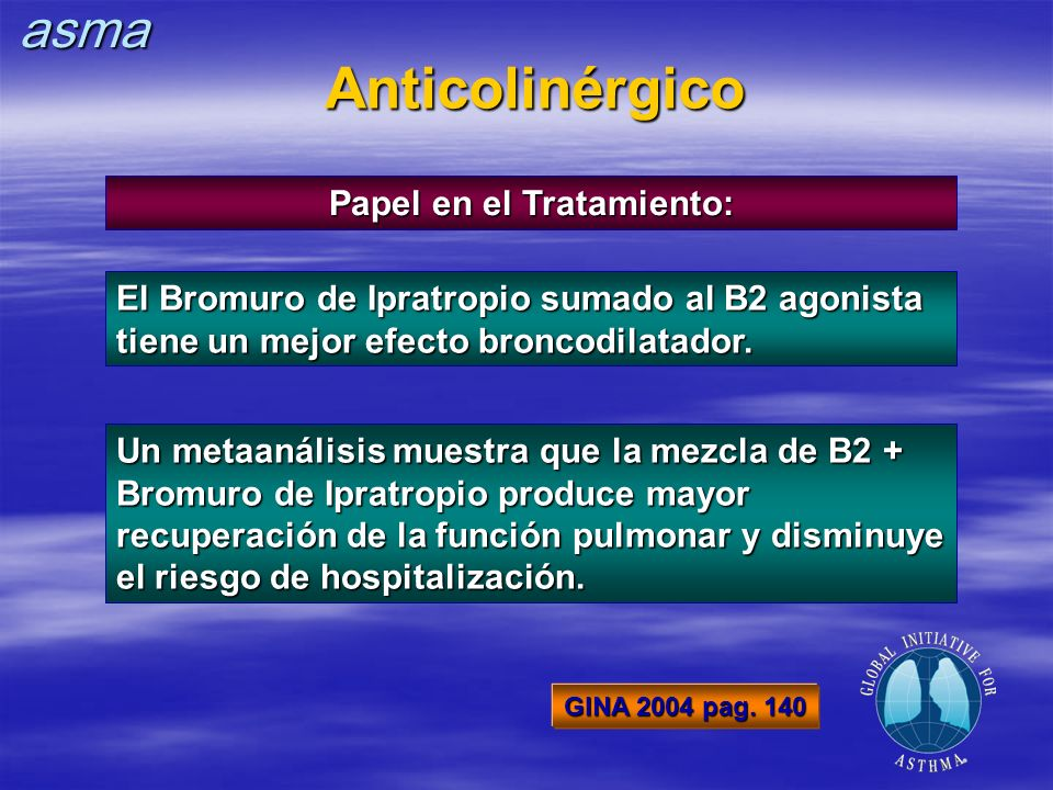 Papel en el Tratamiento: