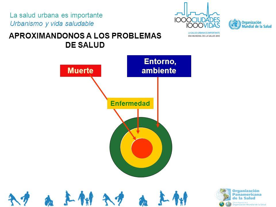APROXIMANDONOS A LOS PROBLEMAS DE SALUD