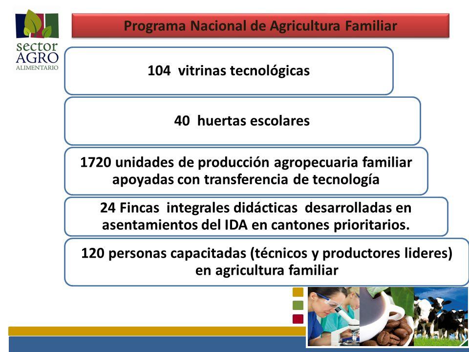 Programa Nacional de Agricultura Familiar