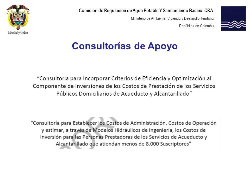 Consultorías de Apoyo
