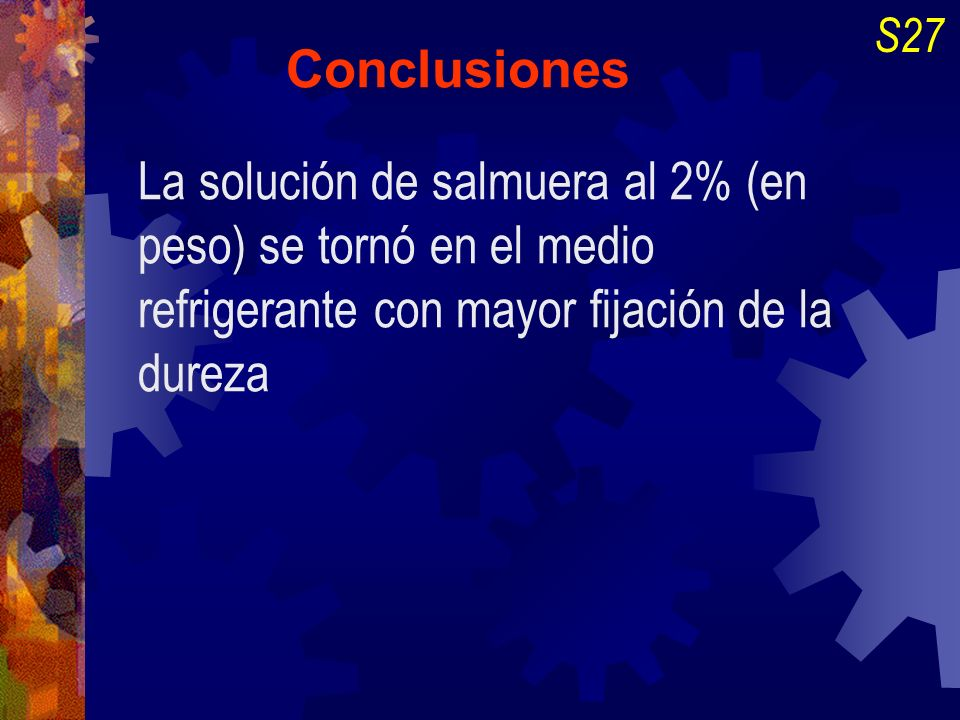 S27 Conclusiones.