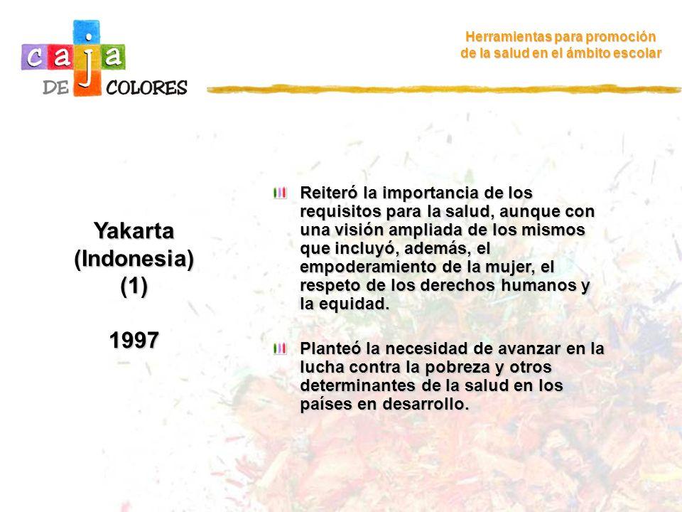 Yakarta (Indonesia) (1) 1997