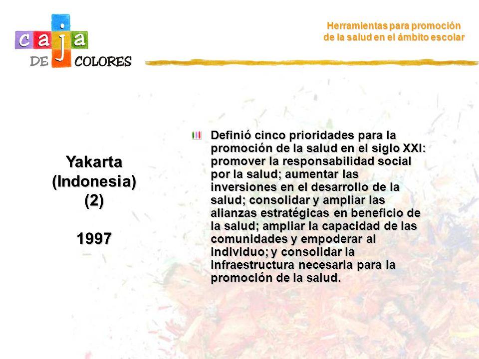 Yakarta (Indonesia) (2) 1997
