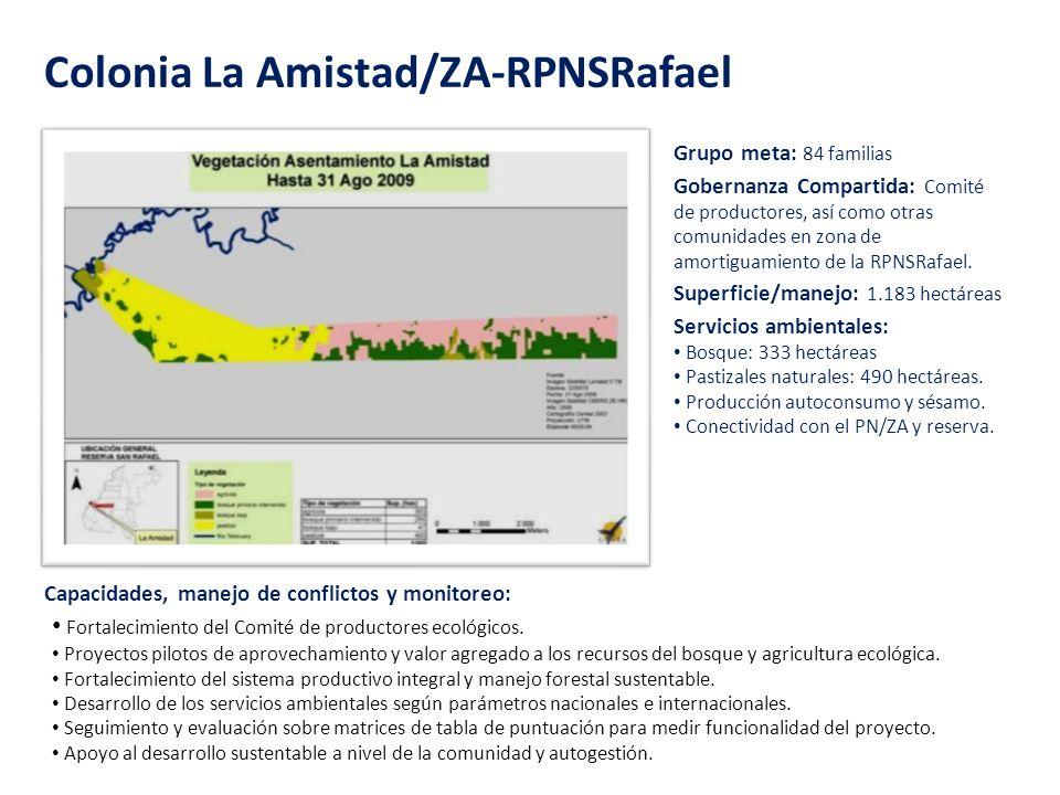 Colonia La Amistad/ZA-RPNSRafael