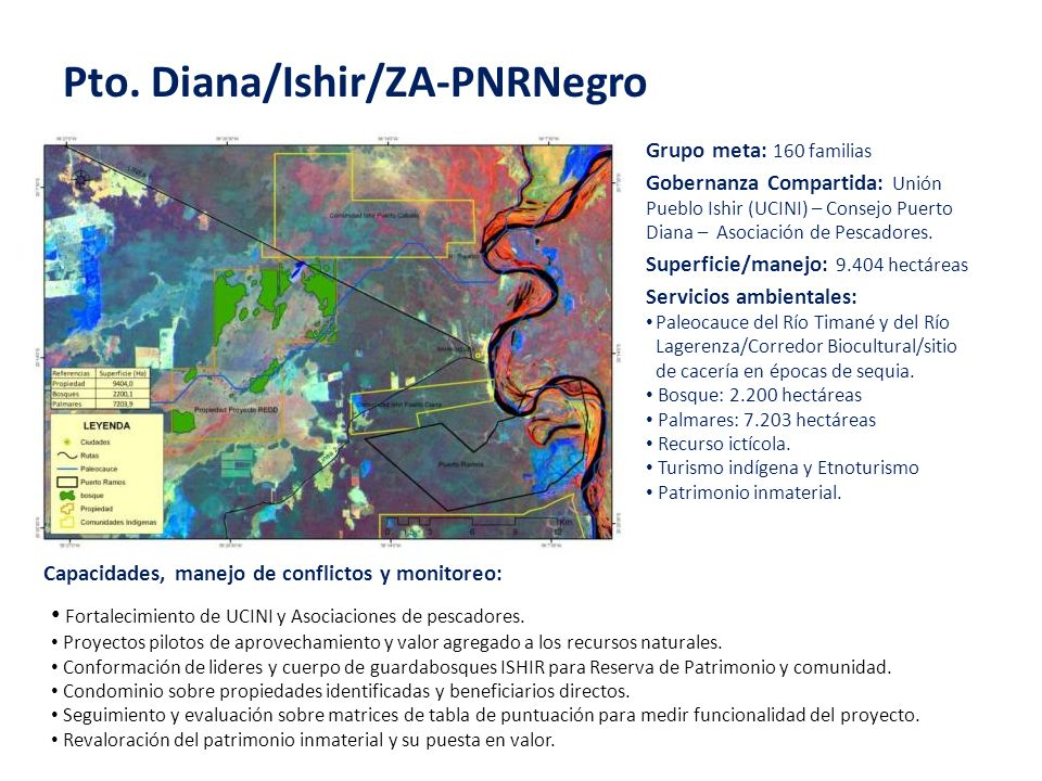 Pto. Diana/Ishir/ZA-PNRNegro