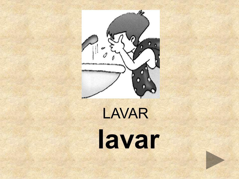 LAVAR lavar