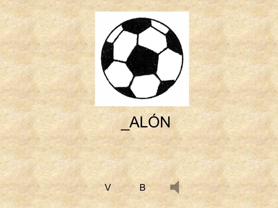 _ALÓN V B