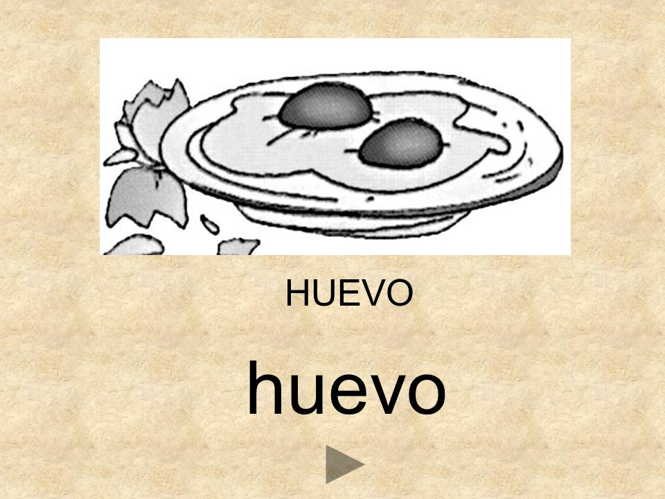 HUEVO huevo