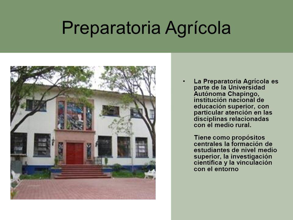 Preparatoria Agrícola