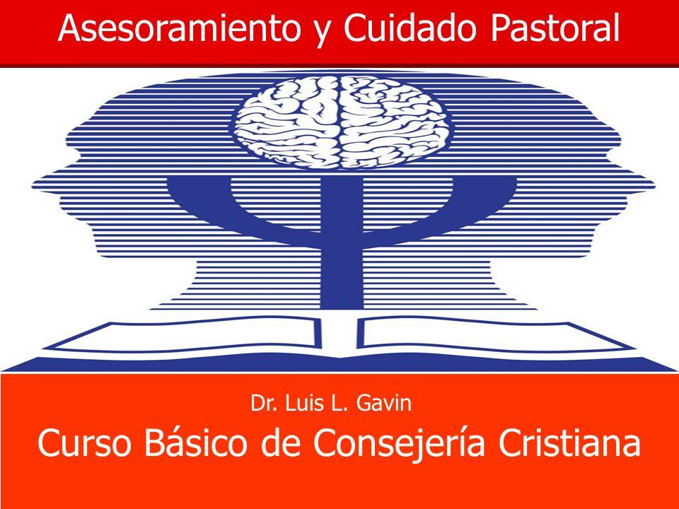 Asesoramiento y Cuidado Pastoral