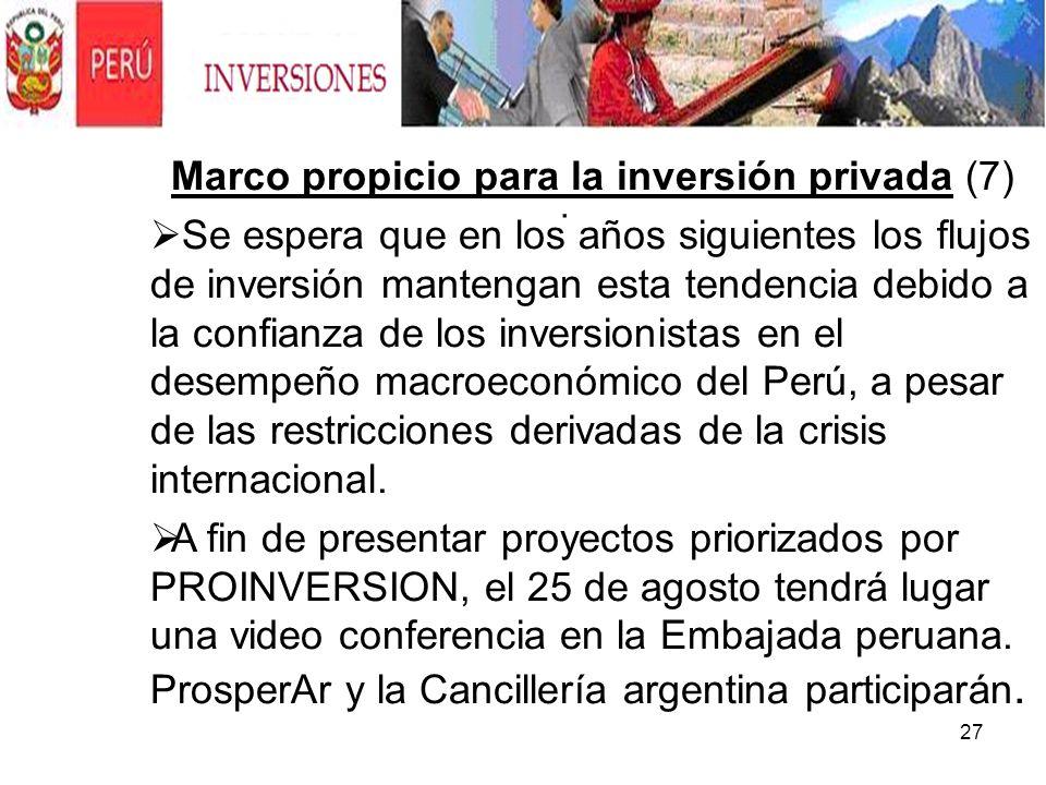 Marco propicio para la inversión privada (7)