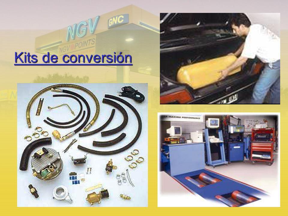 Kits de conversión