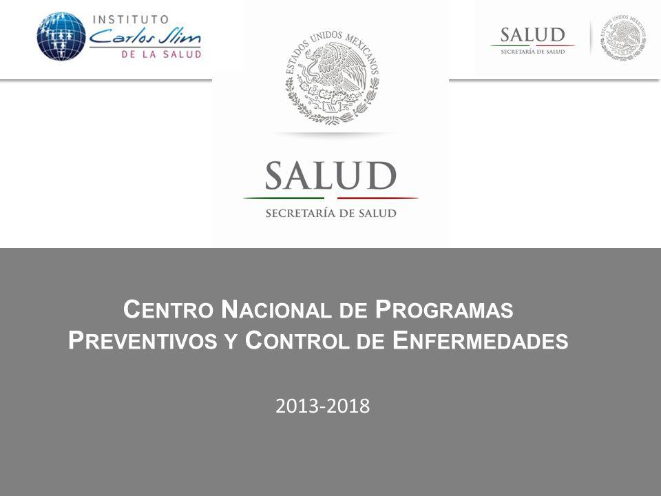 Centro Nacional de Programas Preventivos y Control de Enfermedades