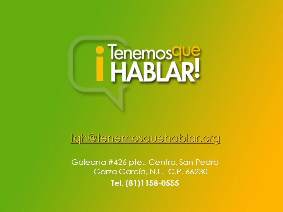Galeana #426 pte., Centro, San Pedro Garza García, N.L. C.P. 66230