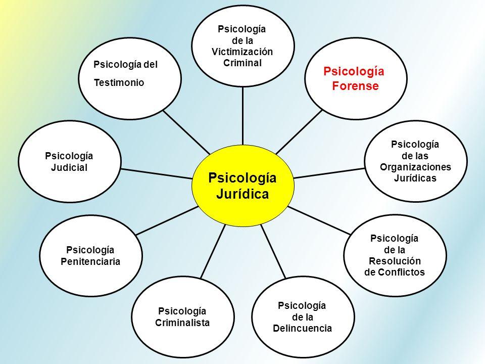 Jurídica Forense Psicología del Testimonio Psicología Judicial