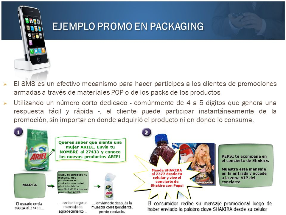EJEMPLO PROMO EN PACKAGING