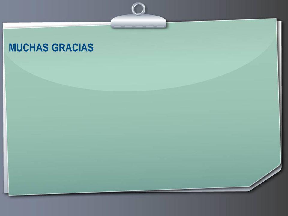 MUCHAS GRACIAS 81 81