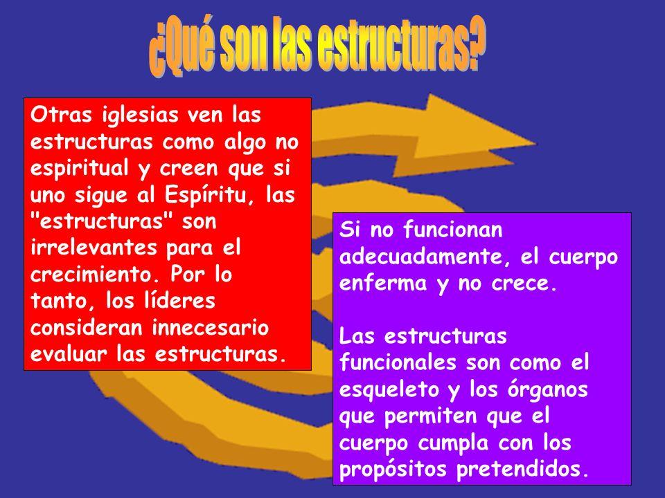 ¿Qué son las estructuras