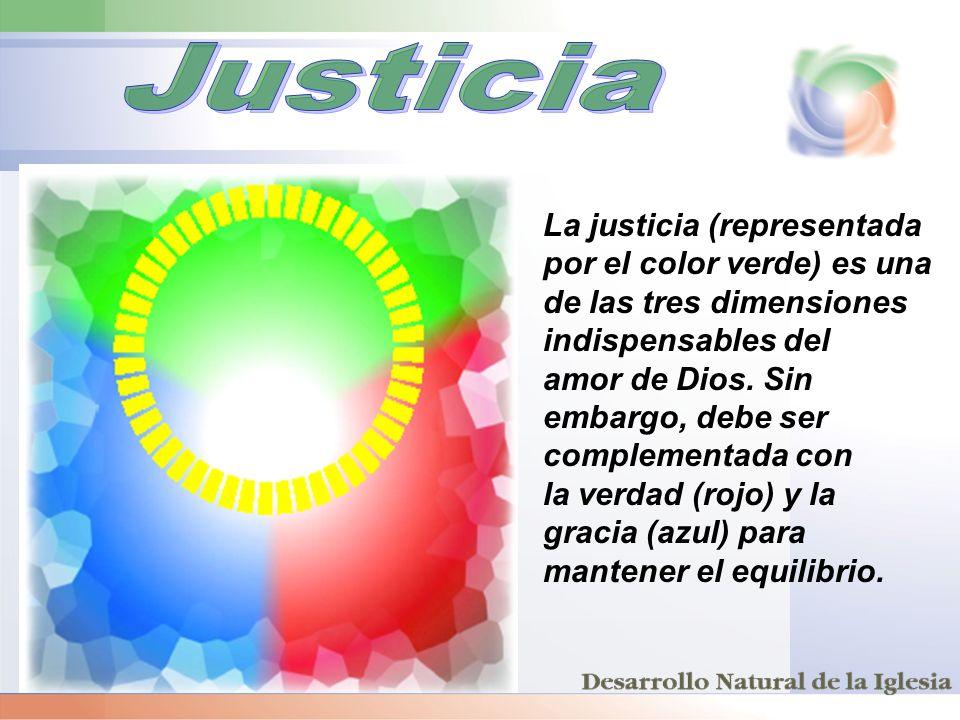 Justicia La justicia (representada