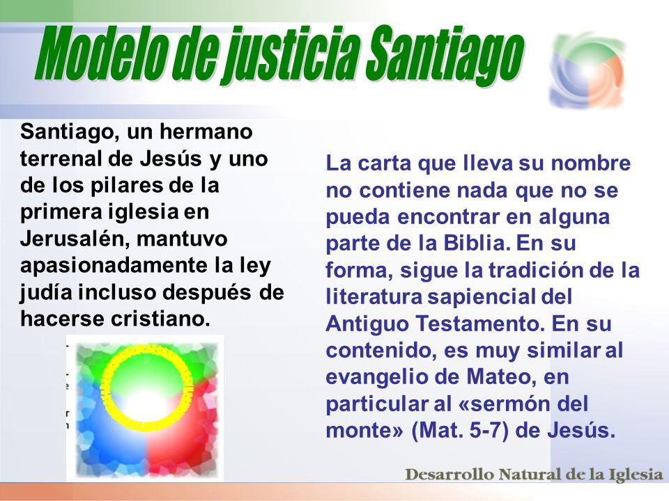 Modelo de justicia Santiago